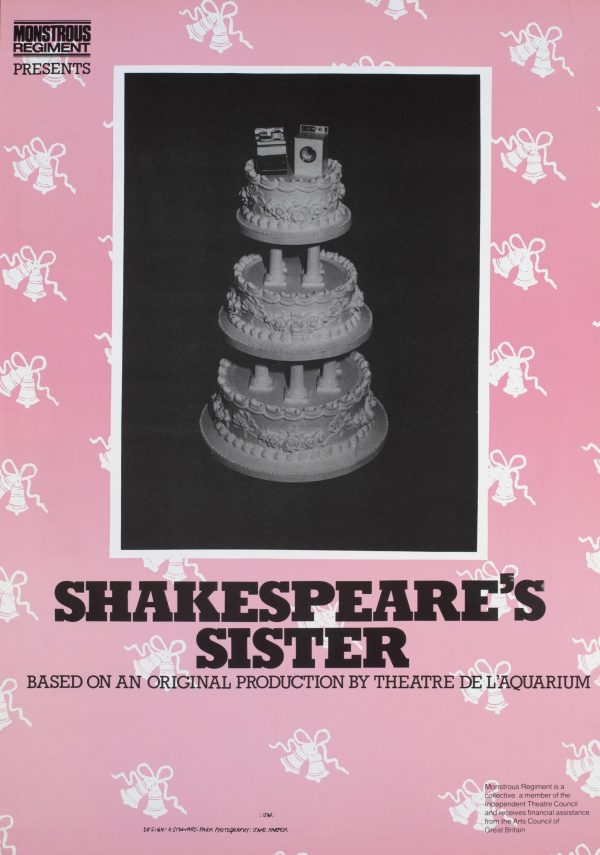 Shakespeare's Sister 1980&82- Monstrous Regiment
