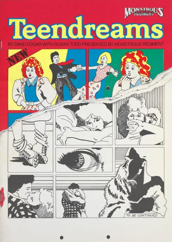 Teendreams 1979 Poster - Monstrous Regiment