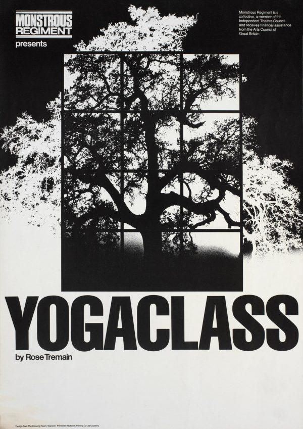 Yoga Class 1981 Poster - Monstrous Regiment
